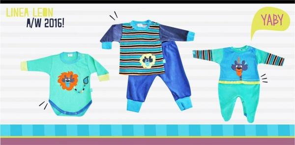 moda para bebe varon YABY bebes - coleccion otoño invierno 2016