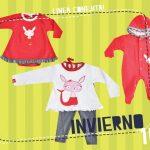 rojo ropa YABY bebes coleccion otoño invierno 2016
