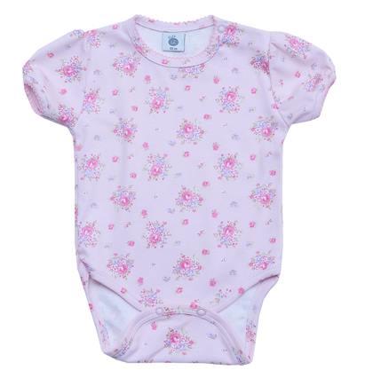Body floreado para bebes verano 2017