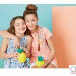 Moda niñas primavera verano 2017 Ce Pe