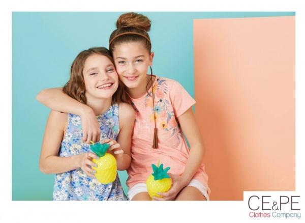 67fafe4e0 Moda niñas primavera verano 2017 Ce Pe – Minilook