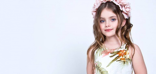 Moda para nenas verano 2017 Anavana