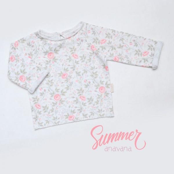 buzo de verano nena verano 2017 - Anavana