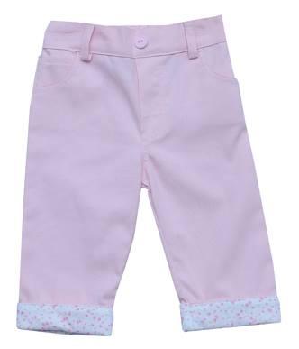 pantalon rosa bebe  verano 2017 - Infinita Ternura