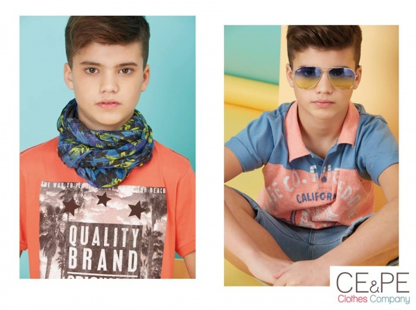 b3b0f9140 remera para varones primavera verano 2017 Ce Pe. Mas fotos en Moda infantil  ...