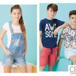 ropa de moda infantil primavera verano 2017 Ce Pe