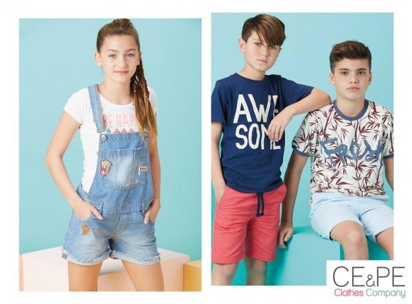 ae94adc48 ropa de moda infantil primavera verano 2017 Ce Pe – Minilook