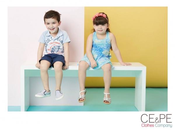 d8d98ec61 ropa para chicos primavera verano 2017 Ce Pe. Mas fotos en Moda infantil ...