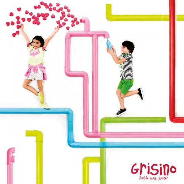 bermuda para nenas y varones  primavera verano 2017 - Grisino