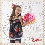 blusa estampada nena verano 2017 Zuppa Chicos