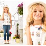 blusa y jeans niñas verano 2017 Nucleo nenas