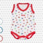 body musculosa bebe moda bebes verano 2017 Gamise