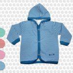 camperita algodon a rayas moda bebes verano 2017 Gamise