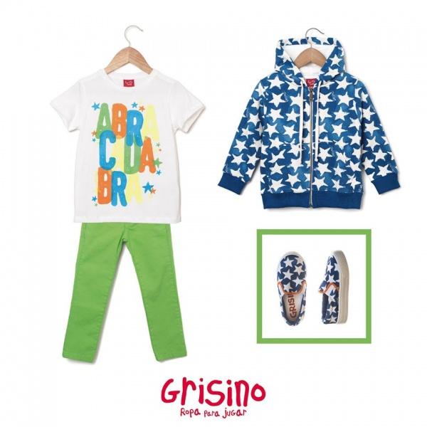 jeans color y remera varon  primavera verano 2017 - Grisino