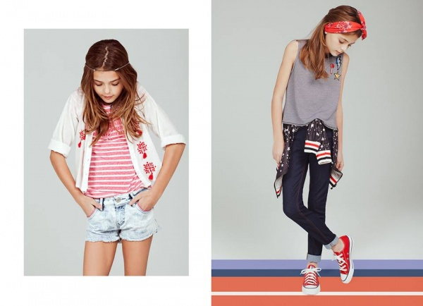 looks informal verano 2017 - Kosiuko kids
