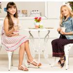 moda estampada para nenas verano 2017 Nucleo nenas