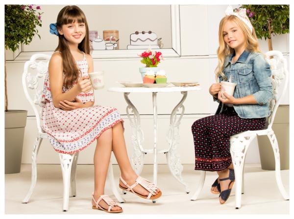 moda estampada para nenas verano 2017 - Nucleo nenas