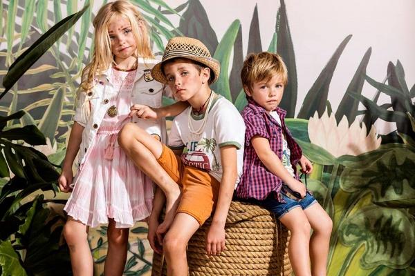 moda para chicos verano 2017 Wanama Boys & Girls
