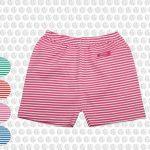 short bebe algodon a rayas moda bebes verano 2017 Gamise