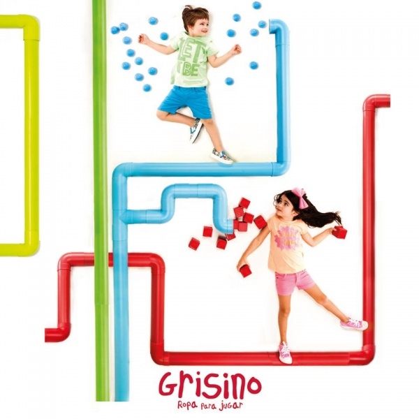 short infantil  primavera verano 2017 - Grisino