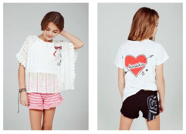 short nena verano 2017 - Kosiuko kids