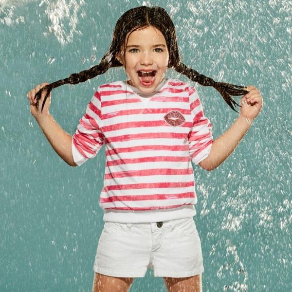 short y buzo para nenas verano 2017 - Cheeky