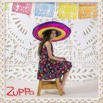 vestido floreado verano 2017 Zuppa Chicos
