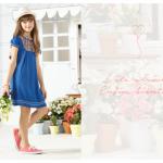vestido informal para nena verano 2017 Nucleo nenas