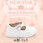 Guillermina blanca invierno 2017 New Star