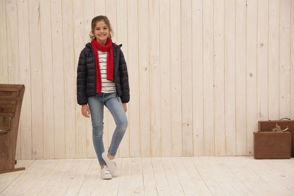campera y jeans para nenas mimo co otoño invierno 2017