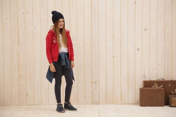 campera y pantalon para nenas mimo co otoño invierno 2017