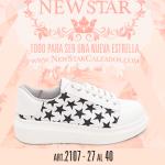 zapatillas con estrellas invierno 2017 New Star