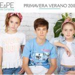 CEPE coleccion para chicos primavera verano 2018