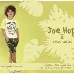 JOE HOPI ropa para chicos primavera verano 2018