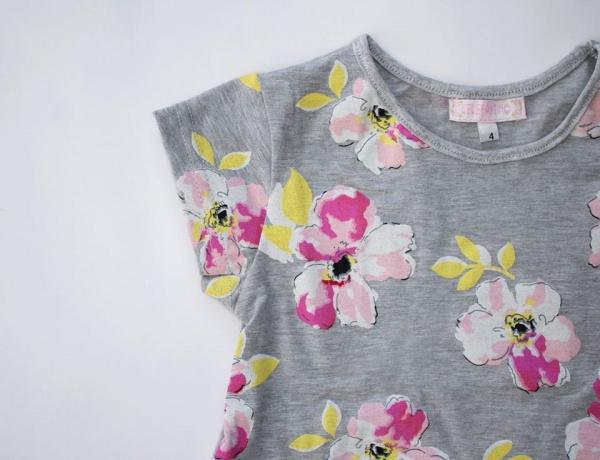 Moda para bebes body estampado L'Elefantino primavera verano 2018
