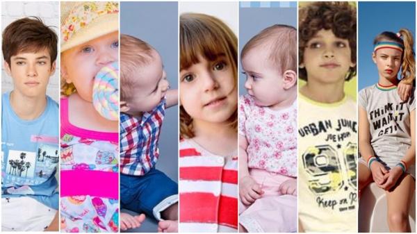 Moda para bebes,nenes y nenas primavera verano 2018