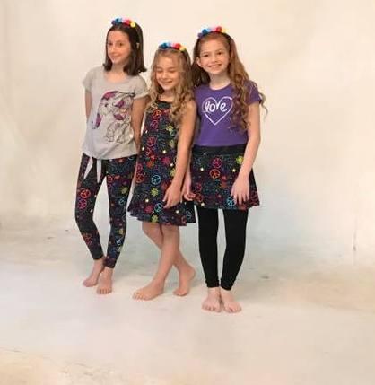 Moda para niñas primavera verano 2018 - Urbanito