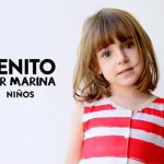 Vestido para nenas benito por marina Niños verano 2018