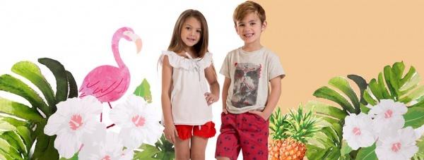 chamba moda infantil verano 2018