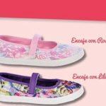 Moda en calzado infantil primavera verano 2018
