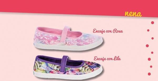guillerminas de lona para nenas verano 2018 Greep Shoes