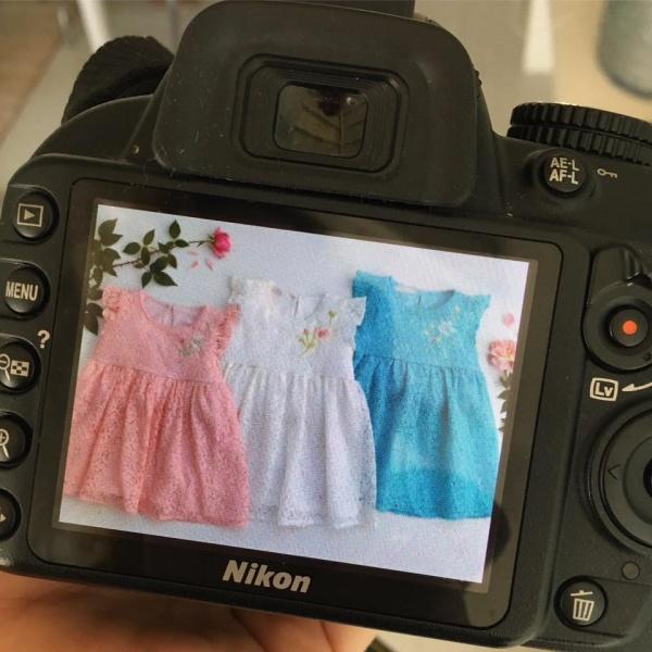 vestidos para niñas verano 2018 Gro Web