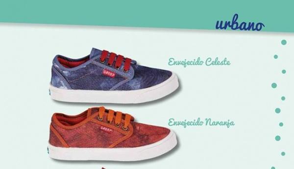 zapatillas urbanas para varones greep shoes verano 2018