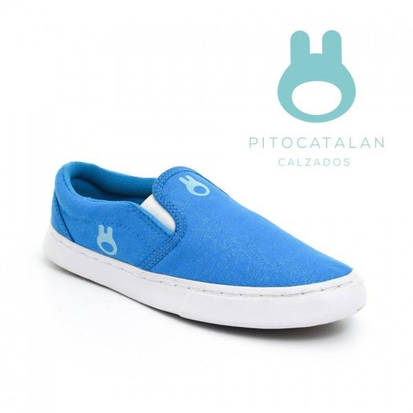 alpargata Pitocatalan calzado para chicos primavera verano 2018