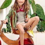 campera algodon para nenas verano 2018 Paula Cahen D Anvers Niños