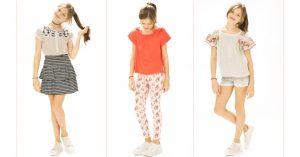 66ed35dae faldas vestido y short niñas verano 2018 Nucleo Nenas – Minilook
