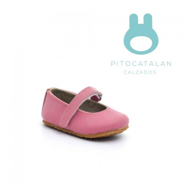 guillermina con abrojo niña Pitocatalan calzado para chicos primavera verano 2018
