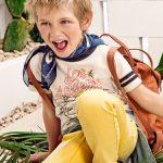 jeans coores para nena verano 2018 Paula Cahen D Anvers Niños