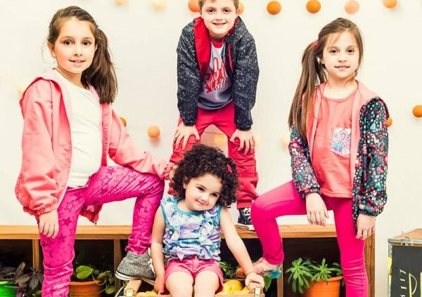 moda infantil Pako Peko primavera verano 2018
