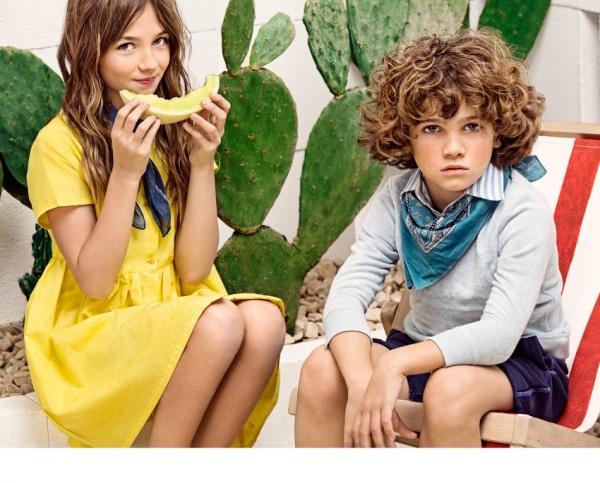 moda para chicos verano 2018 Paula Cahen D Anvers Niños